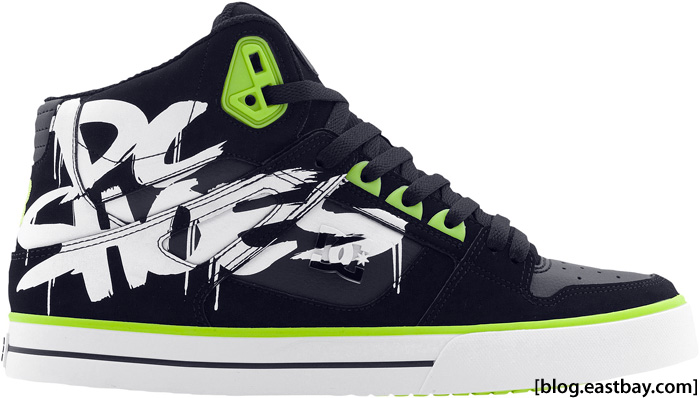 dc shoes ken block spartan hi eastbay blog. Black Bedroom Furniture Sets. Home Design Ideas
