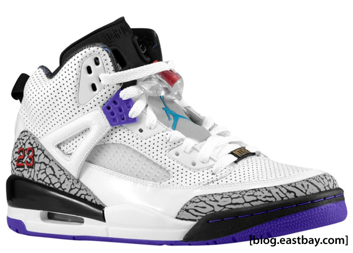 "Jordan Spiz'ike ""Grapes"""