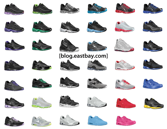 Different Types Of Name Brand Tennis Shoes