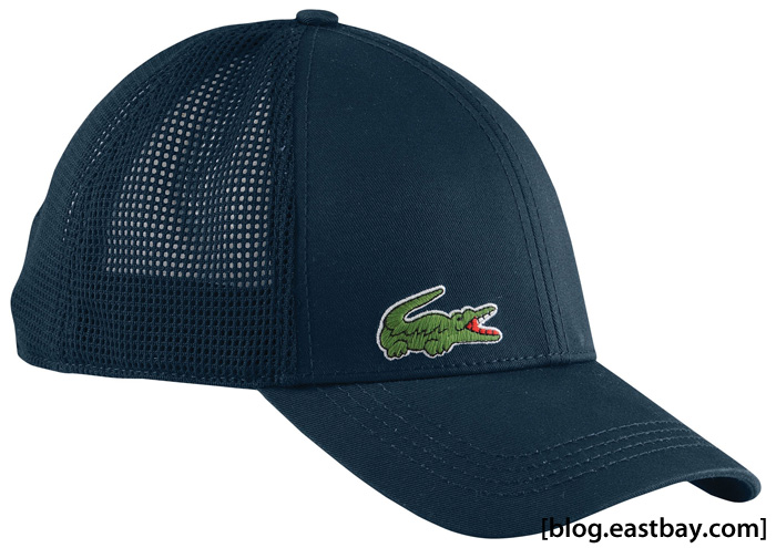Take your pick of two colorways that are now available: Lacoste Andy Roddick