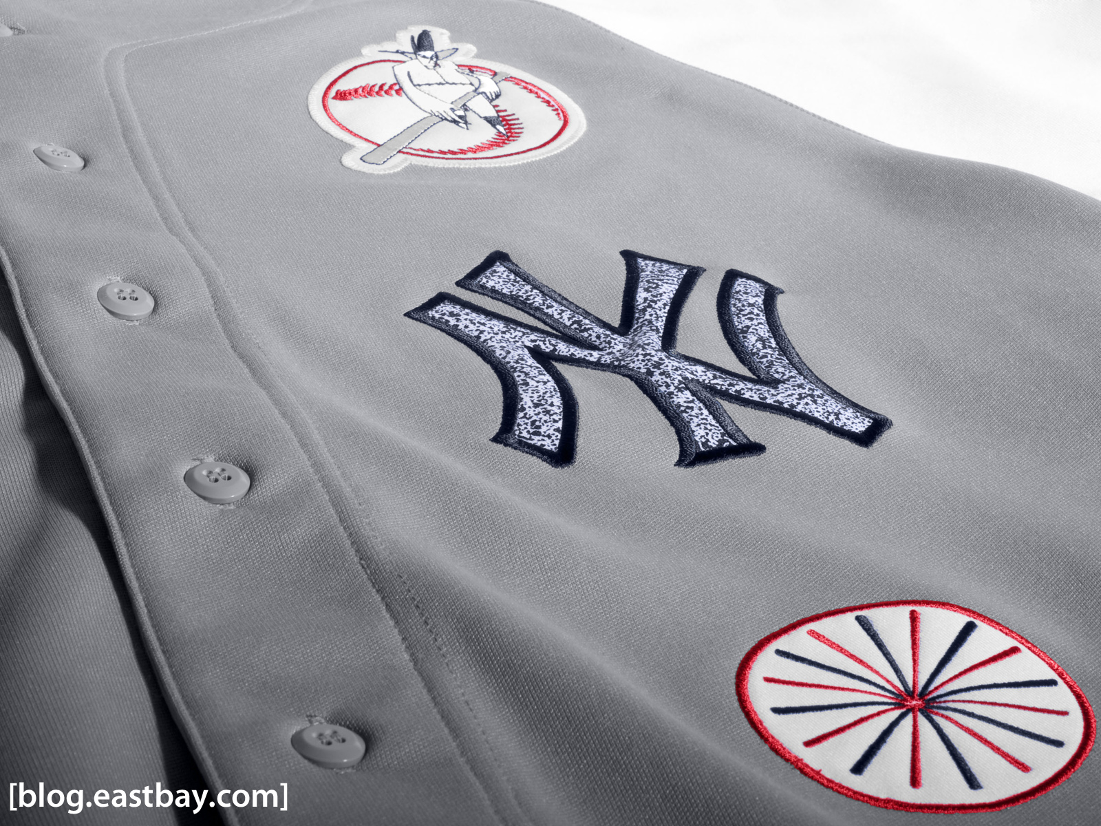 Nike x Futura x New York Yankees Be True