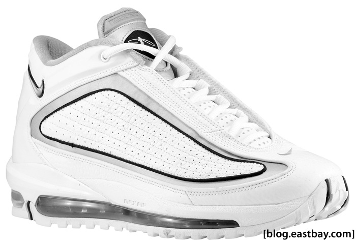 buy online 4c82a 458ee ... silver and cool grey black 7d12f d8d31 low cost nike air ken griffey  max gd ii white black cb3bb 24c99 ...
