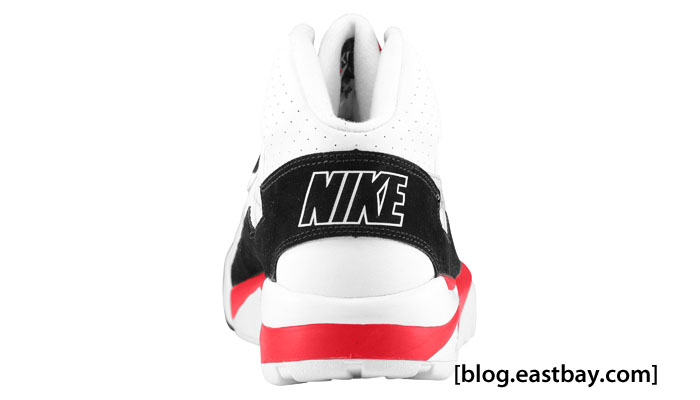 Nike Trainer SC White/Neutral Grey-Varsity Red