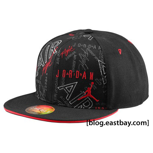available now jordan �air� fitted caps eastbay blog