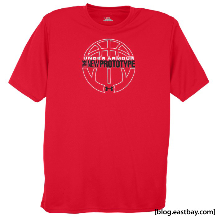 Under Armour Prototype Baller Tee Shirt