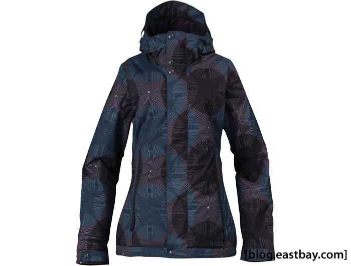 Burton Women's Snow Jacket Fall 2010 Collection