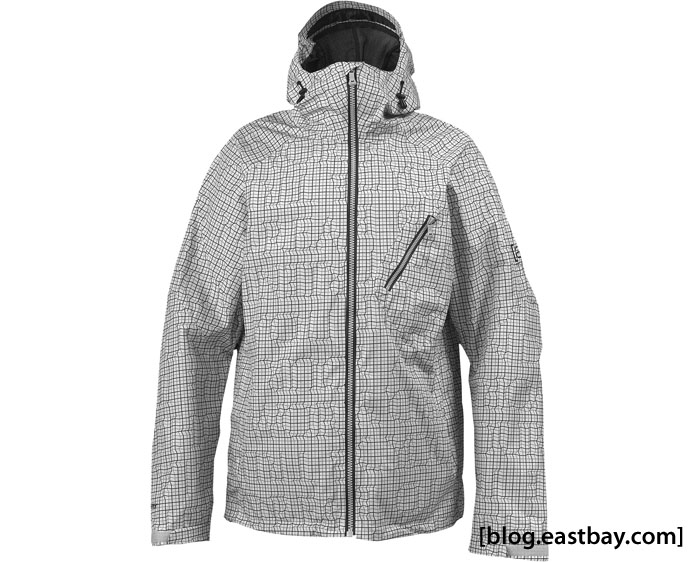 Burton Men's Snow Jacket Fall 2010 Collection