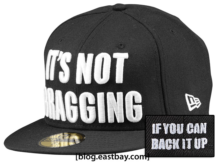 "Muhammad Ali 50th Anniversary ""It's not Bragging"" New Era 59FIFTY Fitted Hat"