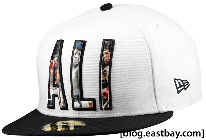 Muhammad Ali 50th Anniversary New Era 59FIFTY Fitted Hat