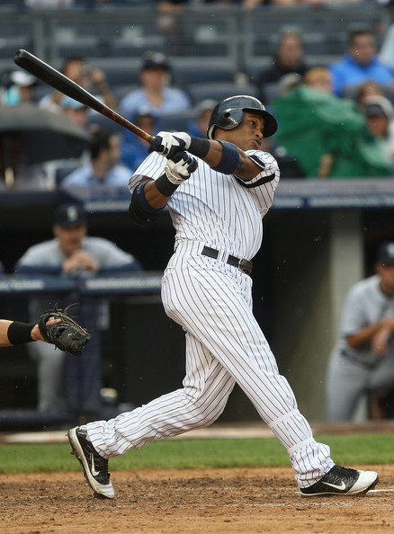 Robinson Cano in the Nike Diamond Elite PE