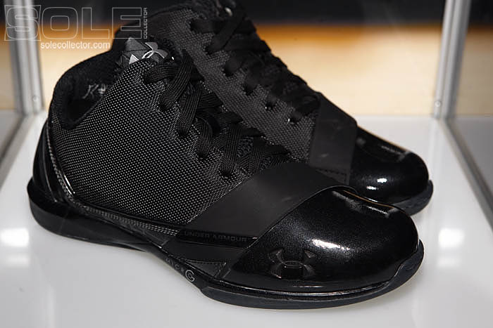 Brandon Jennings New Shoes by Under Armour | SneakerFiles