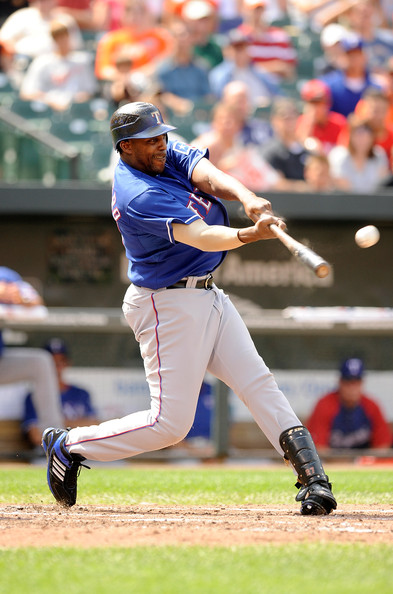 Vladimir Guerrero wearing the adidas Diamond King PE.