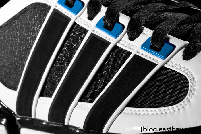 "adidas TS Beast ""The ManChild"" Running White/Black/Bright Blue"