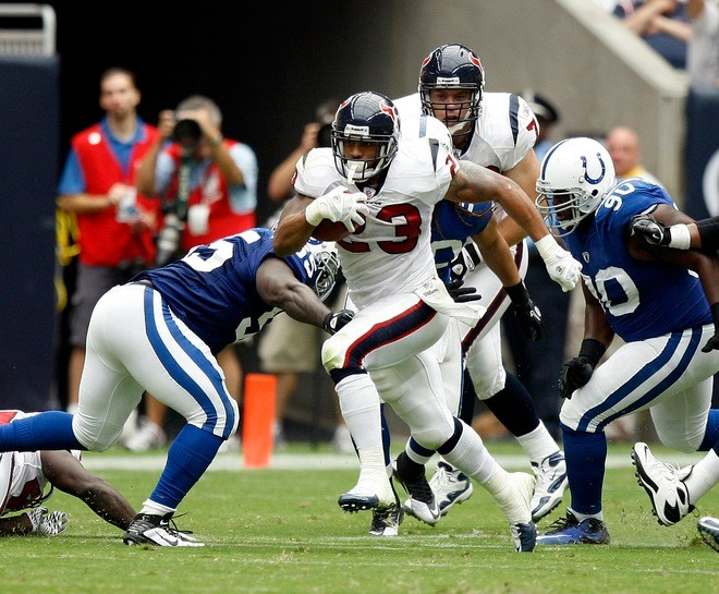 NFL Player of the Week: Arian Foster of the Houston Texans