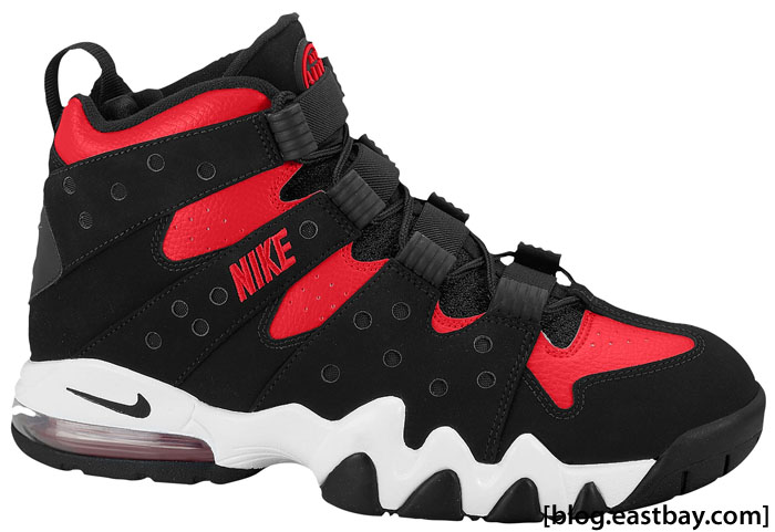 Nike Air Max 2 CB 94 Black/White/Red