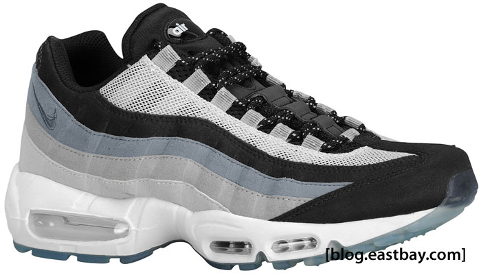 Nike Air Max 95 Neutral Grey/Clear