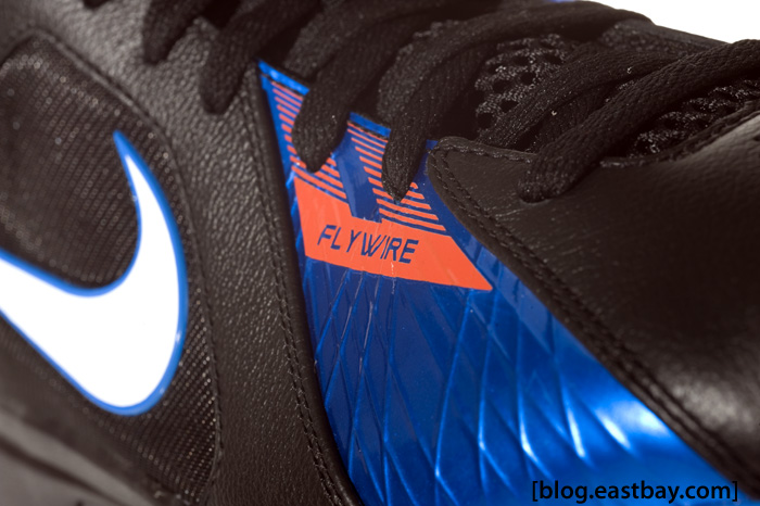 Nike Zoom KD III Black/White-Photo Blue