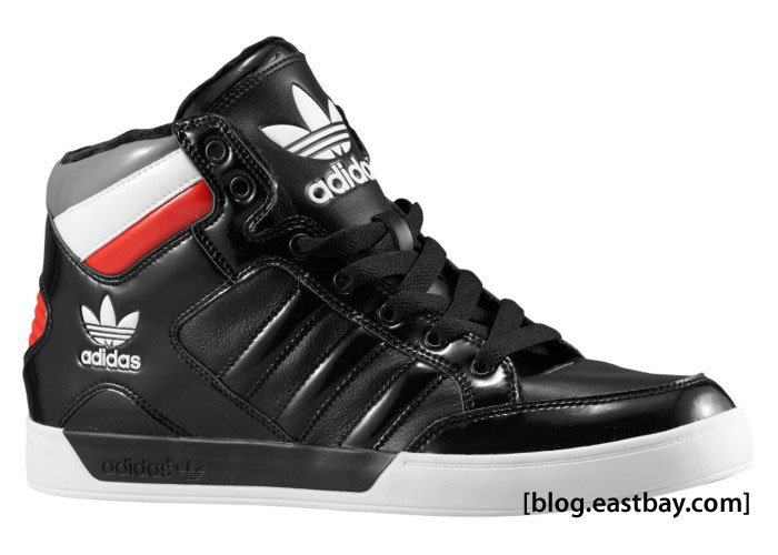 adidas Originals Hard Court Black/Red/White
