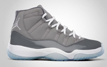 "size 40 f179f 17fa1 Release Date: Air Jordan Retro 11 – ""Cool Grey"" 