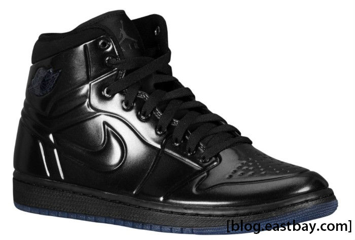 Air Jordan 1 Anodized Black Anthracite 414823-002