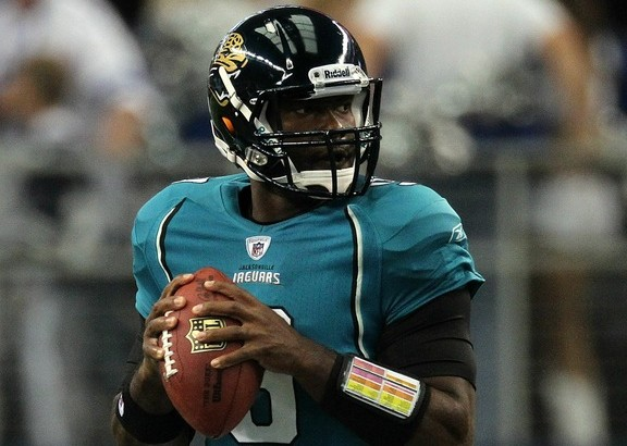 Week 8 NFL Player of the Week: David Garrard - Photo Courtesy of Yahoo