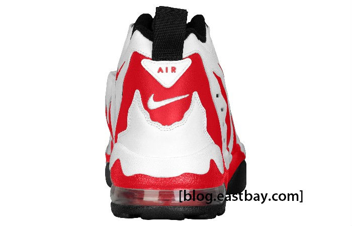 Nike Air Diamond Turf 96 White Varsity Red Black 316408-100