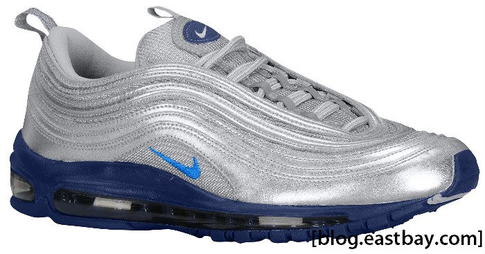 Nike air max 97 metallic silver italy blue deep royal for Nike official site italia