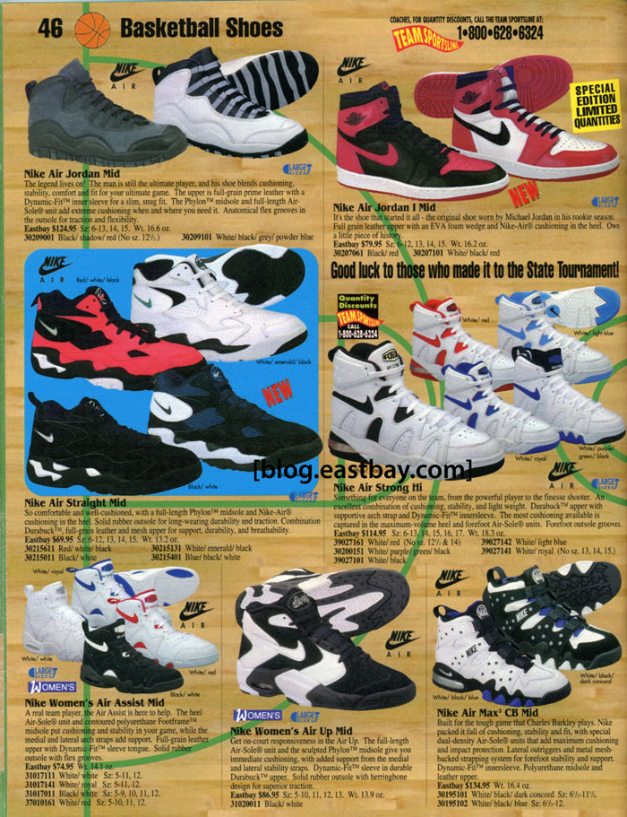 18 Responses to Eastbay Memory Lane: The Beginning of the Retro