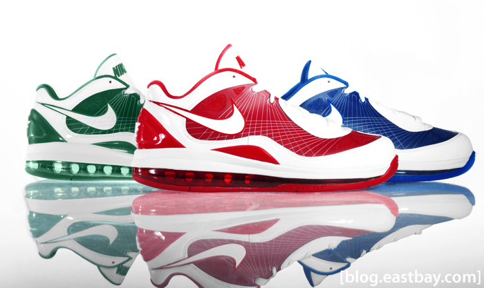 Nike Air Max 360 BB Low Preview Spring 2011 Colorways
