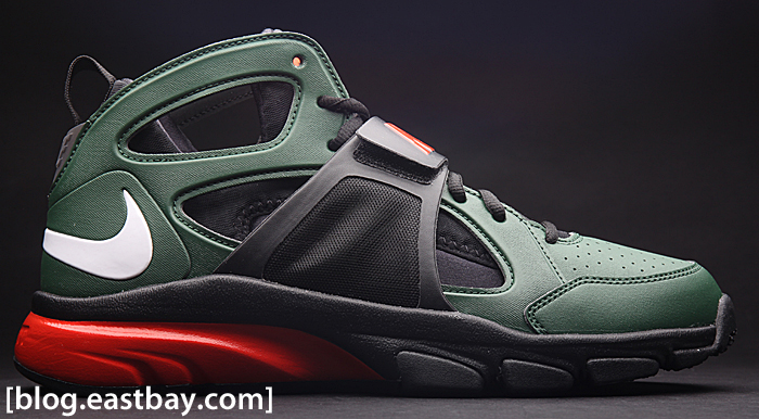 Nike Zoom Huarache Trainer Pro Combat University of Miami
