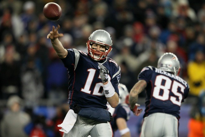 Week 13 NFL Player of the Week: Tom Brady