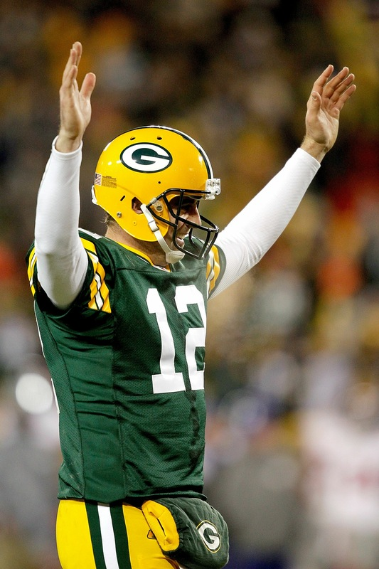 Week 16 NFL Player of the Week: Aaron Rodgers