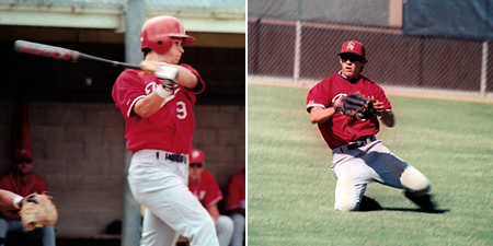 CJ playing for Santa Ana College