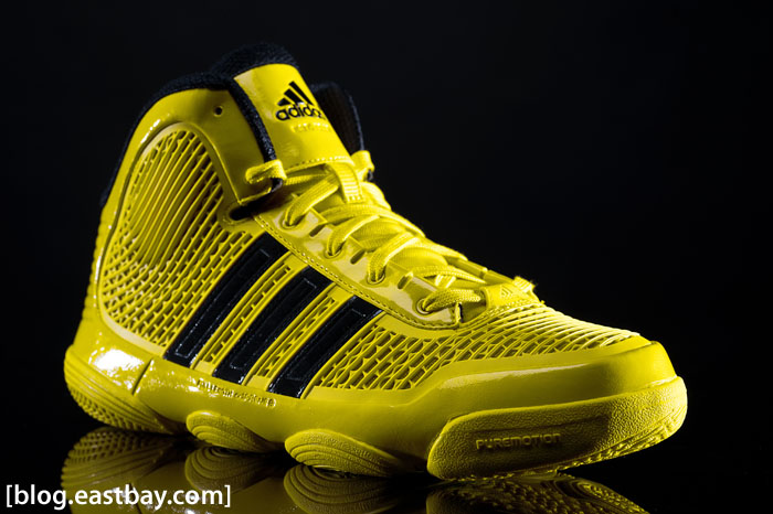 adidas adiPure Basketball Performance Review
