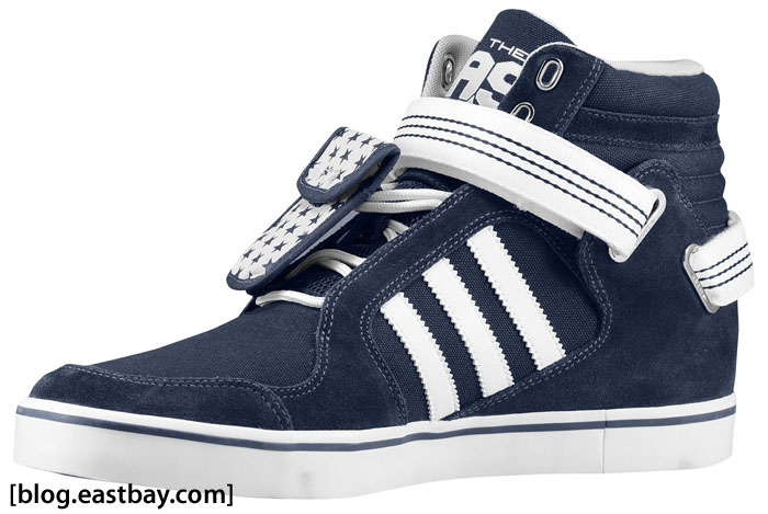 "adidas Originals All Star 2011 Adirise ""East"""