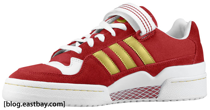 "adidas Originals All Star 2011 Forum Lo ""West"""