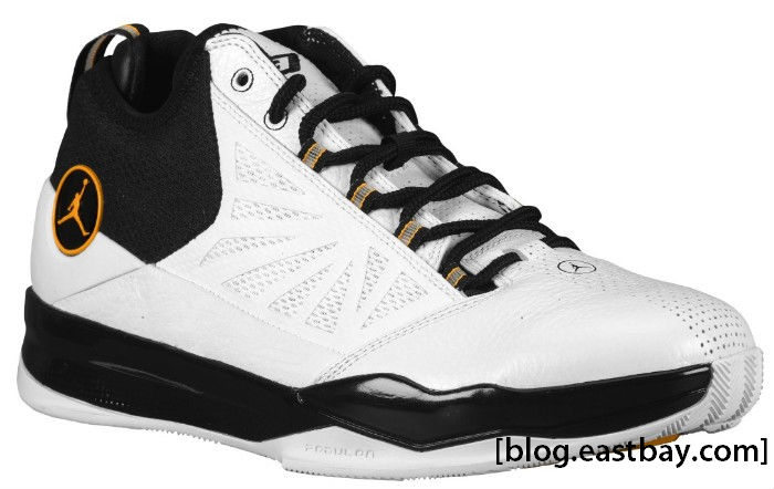 Jordan CP3.IV White Sunstone Black 428821-101