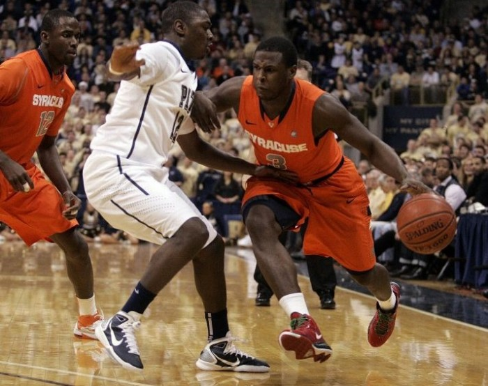 NCAA Watch: Syracuse Brings Out The Heavy Hitters