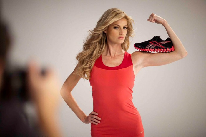 Reebok Signs Erin Andrews To Pitch ZigTech
