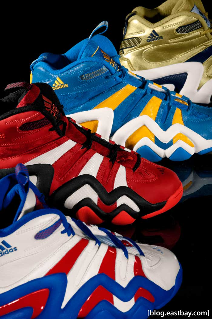 adidas Crazy 8 March Madness Colorways