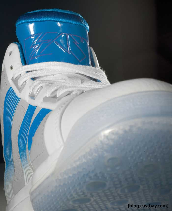 adidas Superbeast Dwight Howard Home Detailed Look