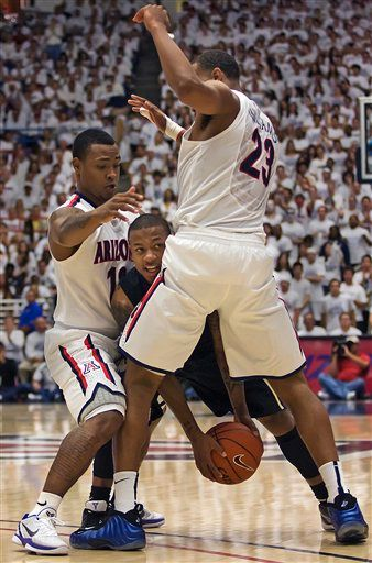 NCAA: Eastbay Player of the Week - Derrick Williams
