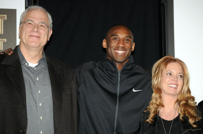 Kobe Bryant Honored at Grauman's Chinese Theatre