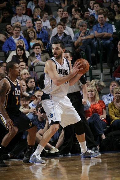 Peja Stojakovic in the Nike Zoom Kobe VI.