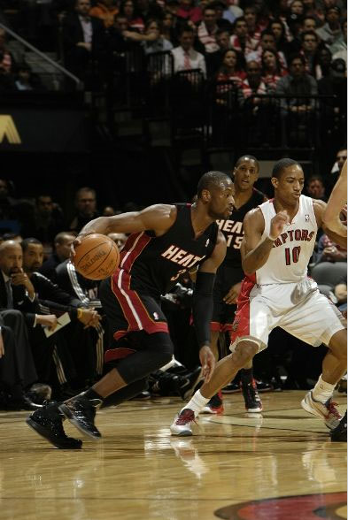 Dwyane Wade in the upcoming Jordan 2011.