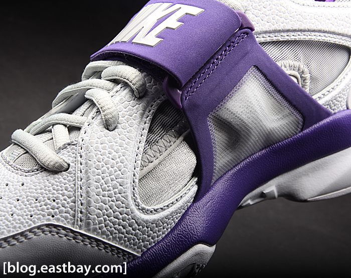 Nike Zoom Huarache Trainer Performance Review - Medial Side