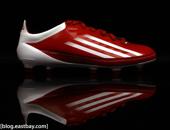 Jeff McGillis Details the adidas adiZero 5-Star Red/White