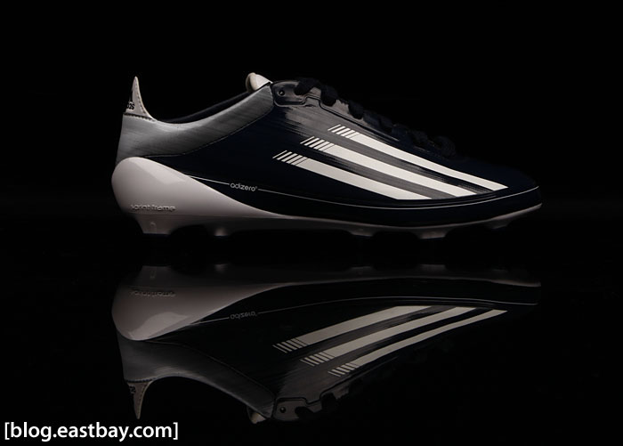 Jeff McGillis Details the adidas adiZero 5-Star Black/White