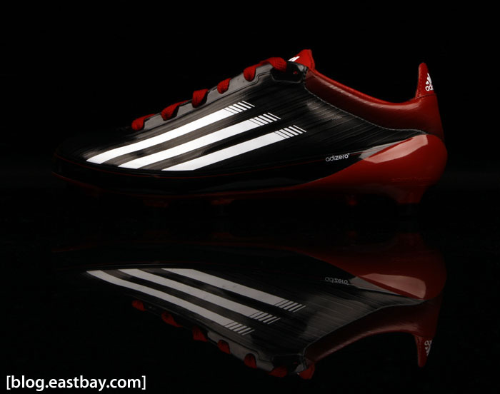 Jeff McGillis Details the adidas adiZero 5-Star Black/Red