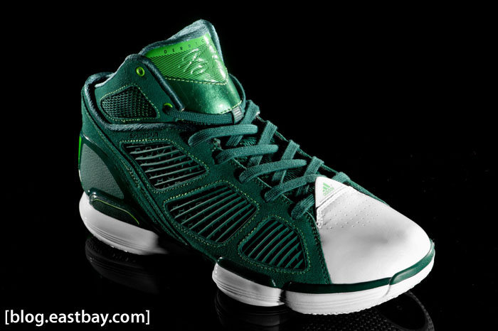 adidas adiZero Rose 1.5 St. Patrick's Day colorway